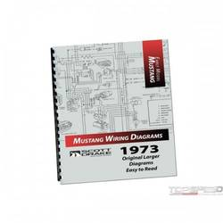 1973 PRO WIRING DIAGRAM MANUAL