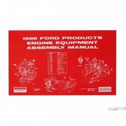1966 ENGINE EQUIP. ASSY. MAN.