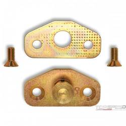 64-66 DOOR STRIKER PLATE&SHIM
