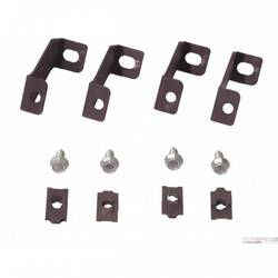 64-66 FAN SHROUD BRACKETS 3ROW