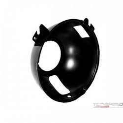 69 LH OUTER HEAD LAMP BUCKET