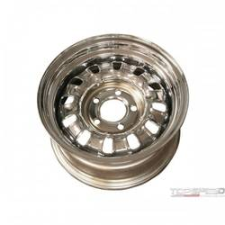 14 x 7 CHROME STYLED STEEL RIM