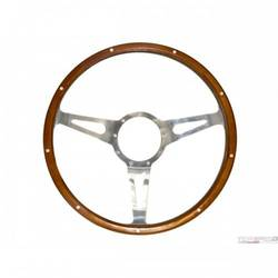 65-73 ALUM.& WOOD 15in.STR WHEEL