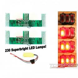 69 LED SEQUENTAIL T/LAMP KIT