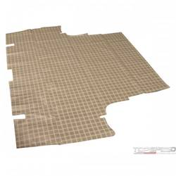 71-73 COUGAR TRUNK MAT PLAID