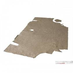 67-68 TRUNK MAT SPK FASTBACK