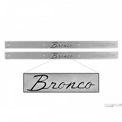 BRONCO BILLET SILL PLATES PR