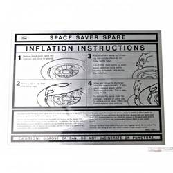 68-70 MUST SPACE SAVER INSTRUC