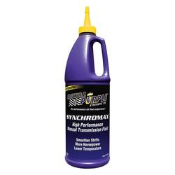 Royal Purple Synchromax Manual Transmission Fluid 01512