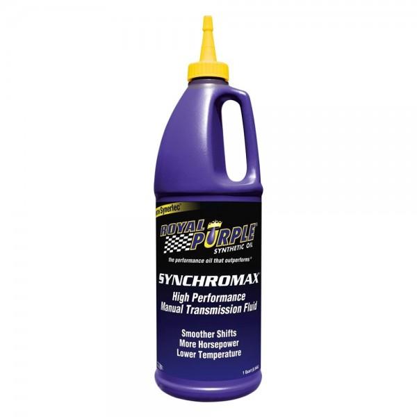 Royal Purple Synchromax Manual Transmission Fluid 01512