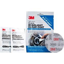Quick Headlight Clear Coat ***Improve and Extend Clarity of Lenses***