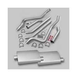 Header-Back Dual Exhaust Systems 3.0 INCH