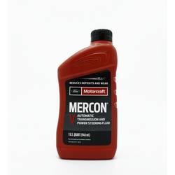 MOTORCRAFT Transmission Fluid MERCON V US/QT
