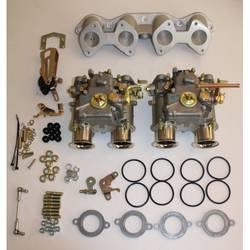 1.6 Ford Crossflow 2 X 40 DCOE Twin Webbers