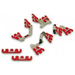 WIRE LOOM KIT,SHOWCAR,RED