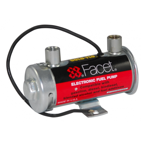 Fuel Pump Red Top - Competition