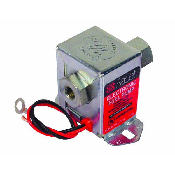 Solid State Fuel Pump