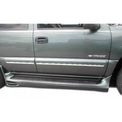 2000-2006 Chevrolet Tahoe GMC Yukon Duraflex Platinum Side Skirts Rocker Panels (short wheelbase) - 2 Piece