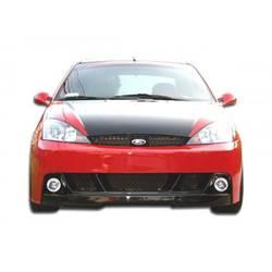 2000-2004 Ford Focus Duraflex Pro-DTM Front Bumper Cover - 1 Piece