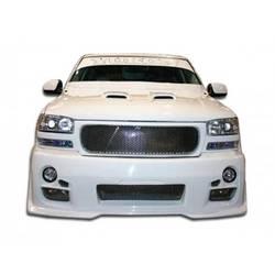 2000-2006 GMC Yukon 1999-2006 Sierra Duraflex Platinum Front Bumper Cover - 1 Piece
