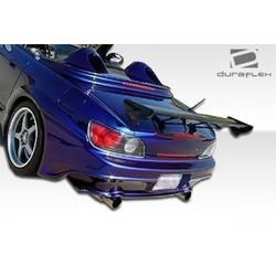 2000-2009 Honda S2000 Duraflex Vader Rear Fender Flares - 2 Piece (Overstock)