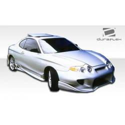 2000-2001 Hyundai Tiburon Duraflex Vader 2 Sideskirts (Overstock)