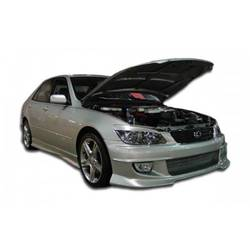 2000-2005 Lexus IS Series IS300 4DR Duraflex Cyber Front Bumper Cover - 1 Piece