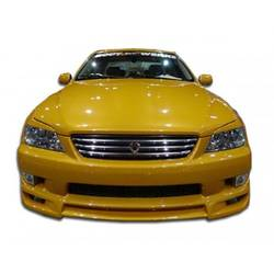 2000-2005 Lexus IS Series IS300 4DR Duraflex V-Speed Front Lip Under Spoiler Air Dam - 1 Piece (Overstock)