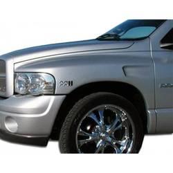 2002-2005 Dodge Ram Duraflex Platinum Fenders - 2 Piece