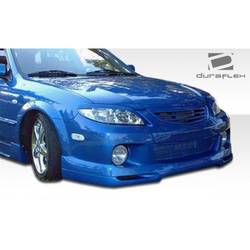 2001-2003 Mazda Protege Duraflex Speedzone Front Lip Under Spoiler Air Dam - 1 Piece