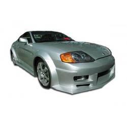 2003-2006 Hyundai Tiburon Duraflex Poison Flared Front Fenders - 2 Piece