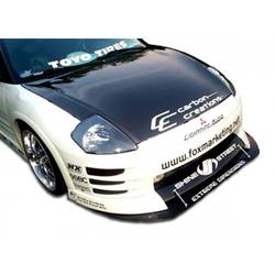 2003-2005 Mitsubishi Eclipse Duraflex Shine Front Lip Under Spoiler Air Dam - 1 Piece