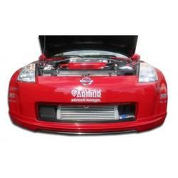 2003-2005 Nissan 350Z Duraflex W-1 Front Lip Under Spoiler Air Dam - 1 Piece (Overstock)