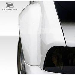 2005-2009 Ford Mustang Duraflex Circuit Wide Body Front Fenders - 2 Piece