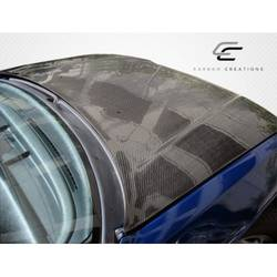 1988-1991 Honda Civic HB CR-X Carbon Creations OEM Look Hood - 1 Piece