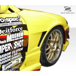 1989-1994 Nissan Silvia S13 Duraflex M-1 Sport Fenders - 2 Piece