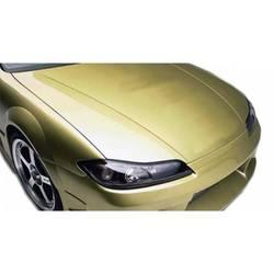 1999-2002 Nissan Silvia S15 Duraflex OEM Look Hood - 1 Piece