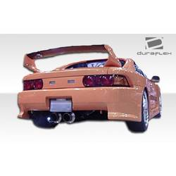 1991-1995 Toyota MR2 Duraflex TD3000 Wide Body Rear Fender Flares - 2 Piece