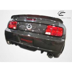 2005-2009 Ford Mustang Carbon Creations OEM Look Trunk - 1 Piece