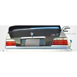 1992-1998 BMW 3 Series M3 E36 2DR Carbon Creations OEM Look Trunk - 1 Piece