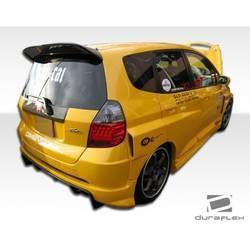 2007-2008 Honda Fit Duraflex Type M Wide Body Front Doorcaps - 2 Piece (Overstock)
