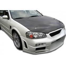 2000-2003 Nissan Maxima Duraflex Evo Body Kit - 4 Piece