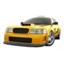 1998-2007 Ford Crown Victoria Duraflex GT Concept Body Kit - 4 Piece