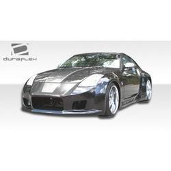 2003-2008 Nissan 350Z Z33 Duraflex B-2 Body Kit - 4 Piece