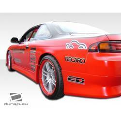 1997-1998 Nissan 240SX S14 Duraflex V-speed 2 Body Kit - 4 Piece