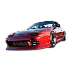1989-1994 Nissan 240SX S13 2DR Duraflex Type U Body Kit - 4 Piece
