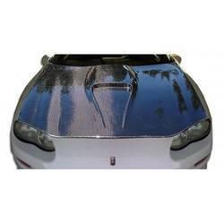1998-2002 Chevrolet Camaro Carbon Creations Supersport Hood - 1 Piece