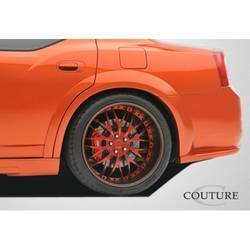 2006-2010 Dodge Charger Couture Urethane Luxe Wide Body Door Caps - 2 Piece