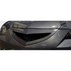 2004-2009 Mazda 3 4DR Duraflex Open Mouth Grille - 1 Piece