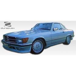 1971-1989 Mercedes SL Class W107 Duraflex LR-S Side Skirts Rocker Panels - 2 Piece